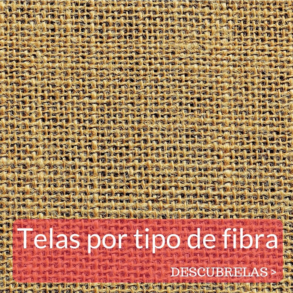 TELAS POR TIPO DE FIBRA