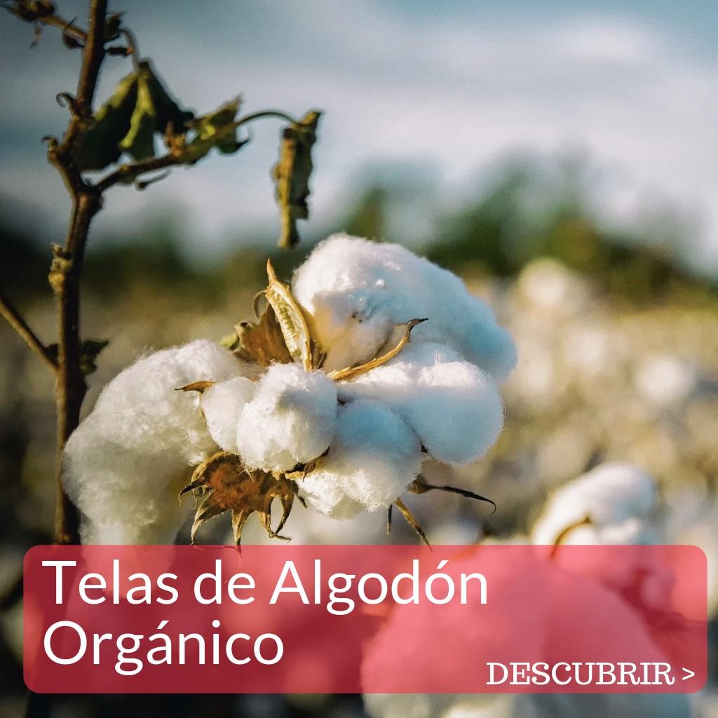 TELAS DE ALGODON ORGÁNICO