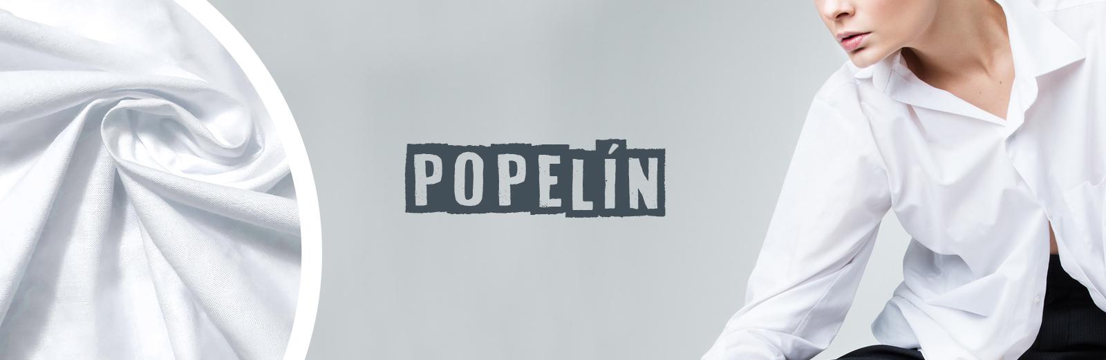 TELAS DE POPELIN