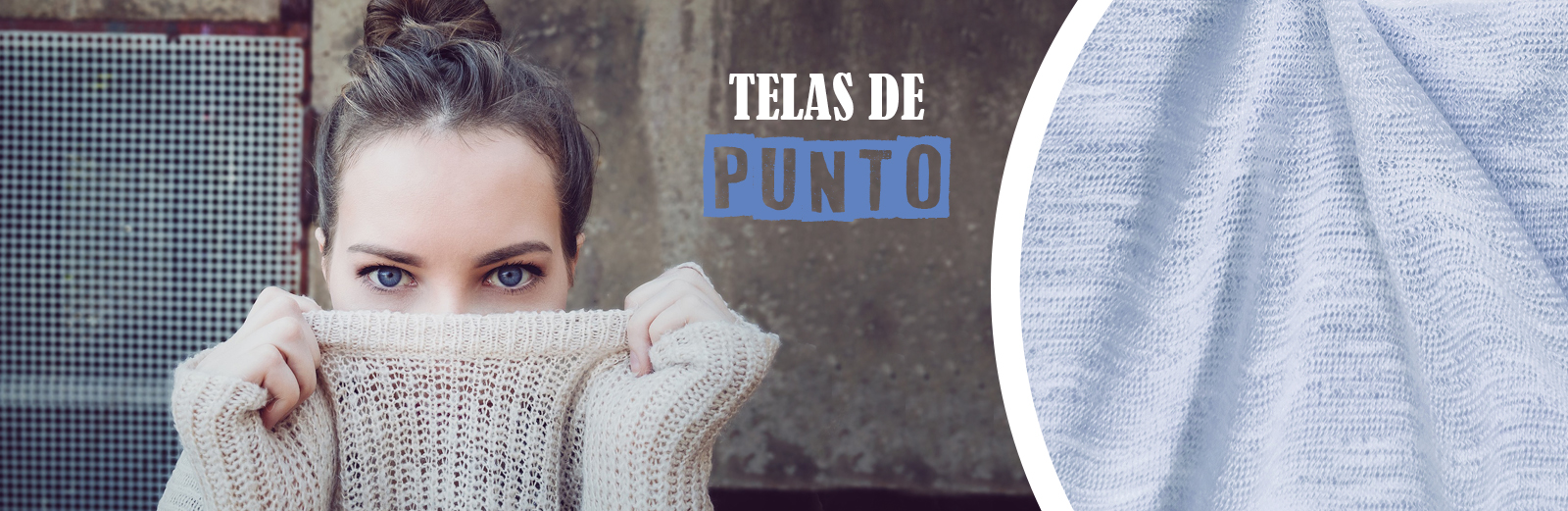 TELAS DE PUNTO