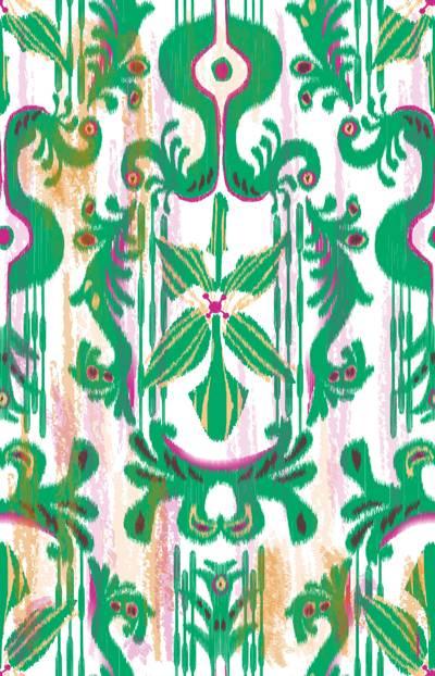 Loneta de Poliester Reciclado PET de 260 gr/m2 - Anagrama verde