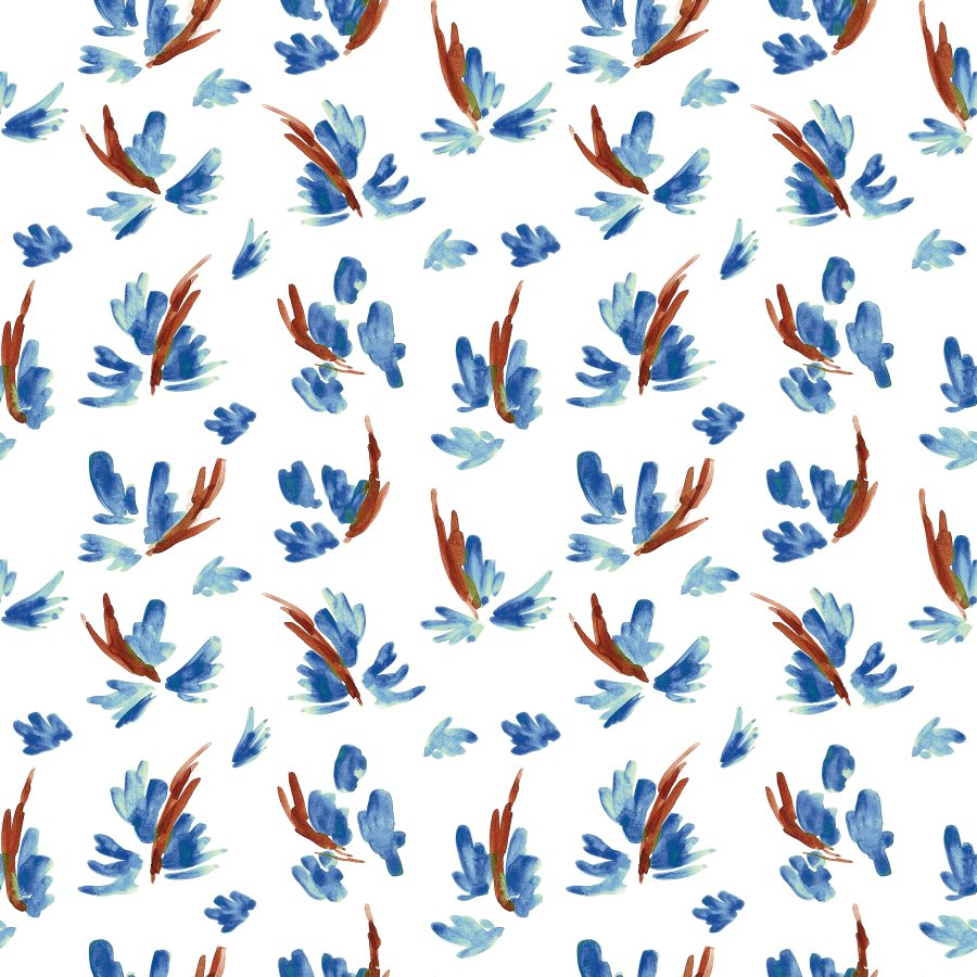 Loneta de Poliester Reciclado PET de 260 gr/m2 - Print frescura primaveral