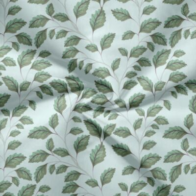Voile - Cupid & Voile - LEAVES